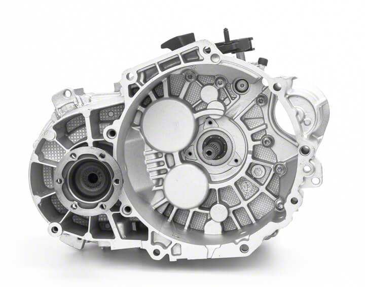 Gearbox 2.0 TDI 6 gears with START-STOP